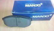Передние тормозные колодки Hyundai Sonata YF (Mando)
