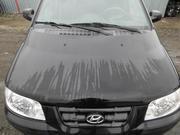 Hyundai Matrix скло двері бампер кришка багажника фара